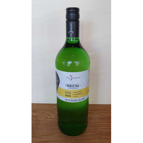 Vinařství Hruška Veltlínské zelené suché