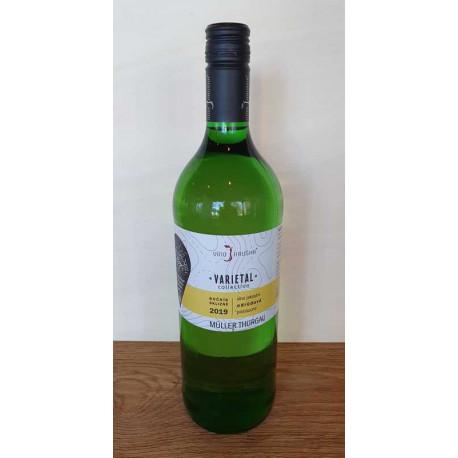 Vinařství Hruška Müller Thurgau polosuché